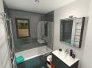La salle de bains de la maison