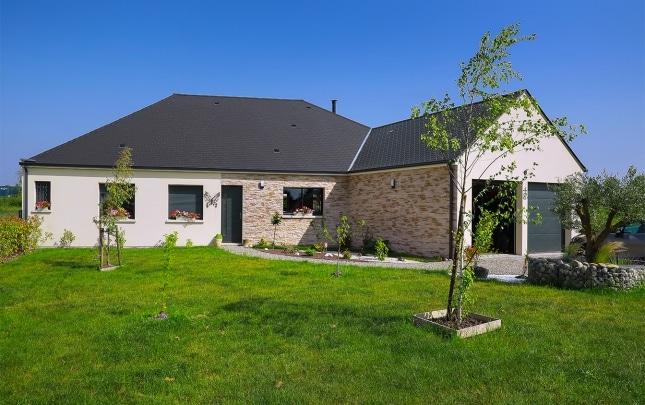 Projet de maison individuelle à Chaumeton