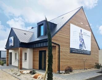 Projet réalisé par votre constructeur de maison personnalisées dans le Loiret 45