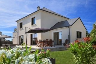 Construction d'une maison individuelle vers Orléans
